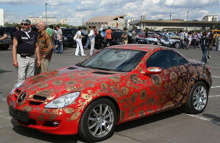 Airbrush Painting On Cars on Airbrush Car Paint